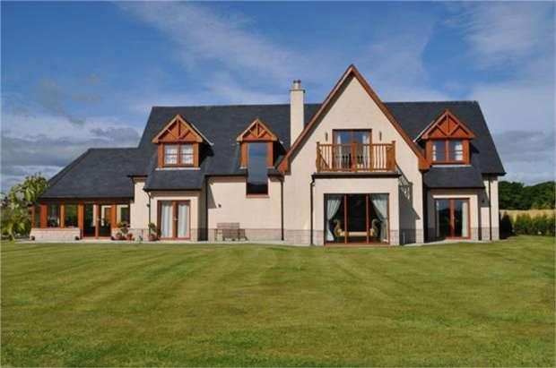 6 Bedrooms Detached House for sale in Maryculter, Aberdeen