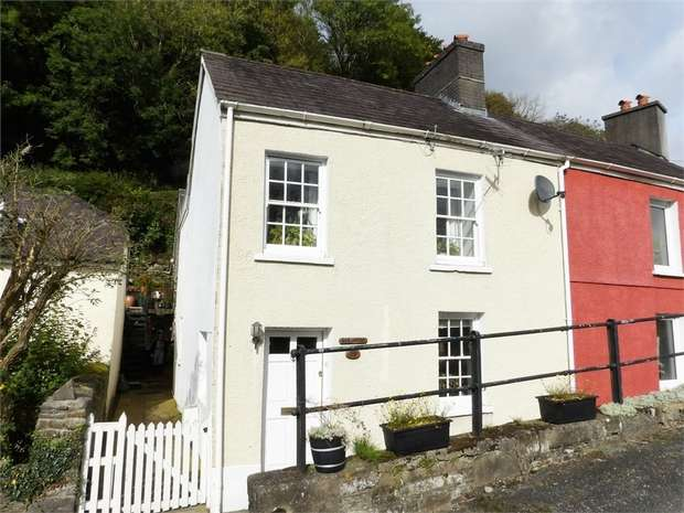 3 Bedrooms Barn Conversion Character Property for sale in Bridge Street, Llandeilo, Carmarthenshire