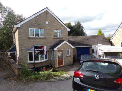 4 Bedrooms Detached House for sale in Longridge Health, Brierfield, Nelson, BB9