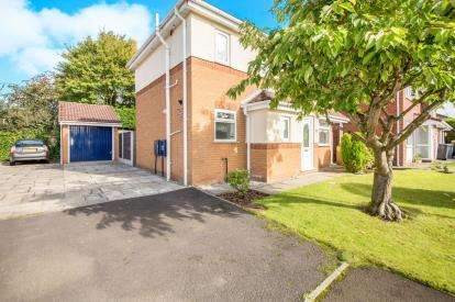 3 Bedrooms Detached House for sale in Gambelside Close, Worsley, Manchester, Greater Manchester