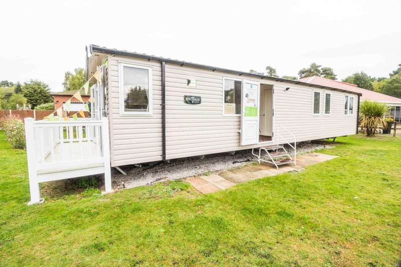 3 Bedrooms Mobile Home for sale in Wild Duck, Belton, Great Yarmouth