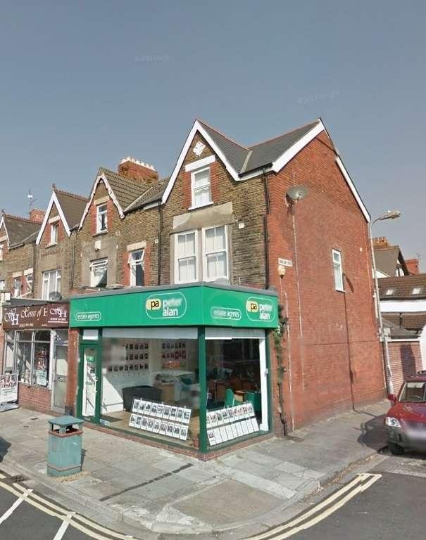 1 Bedroom Flat for sale in Cowbridge Road East, Cardiff