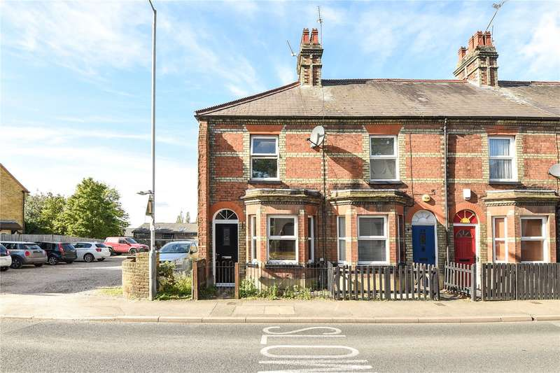 2 Bedrooms Terraced House for sale in High Street, Harefield, Uxbridge, Middlesex, UB9
