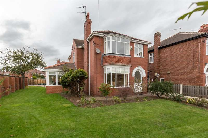 4 Bedrooms Detached House for sale in Sandcliffe Road, Doncaster, DN2