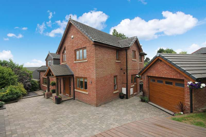 4 Bedrooms Detached House for sale in Oakwood Drive, Heaton, Bolton, BL1 5EE