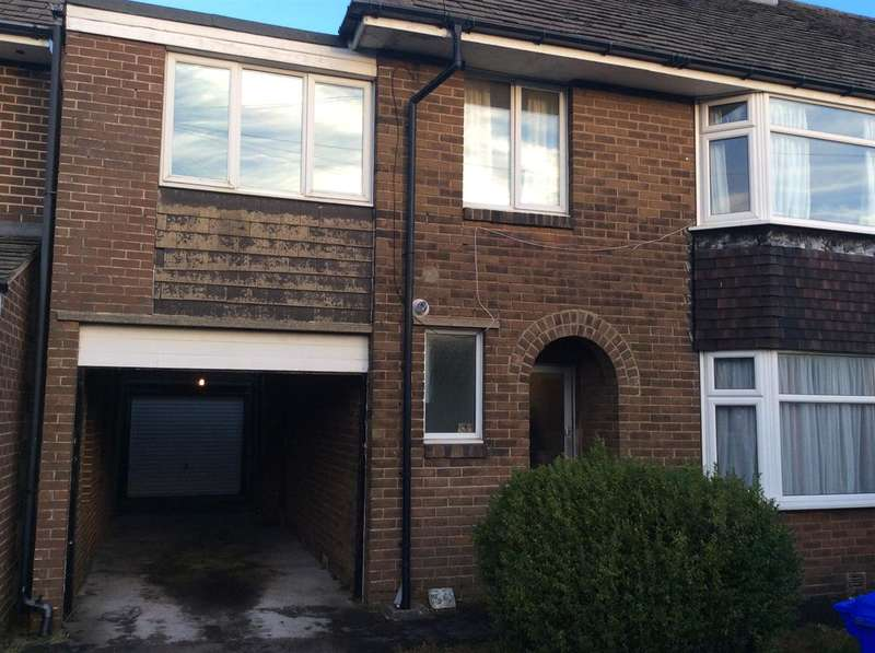 5 Bedrooms Semi Detached House for rent in Hallam Grange Rise, Sheffield, S10