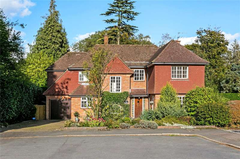 5 Bedrooms Detached House for sale in The Ridings, Amersham, Buckinghamshire, HP6