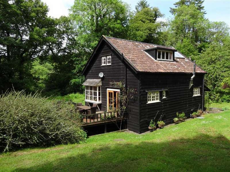 3 Bedrooms Detached House for sale in Eggesford, Chulmleigh, Devon, EX18