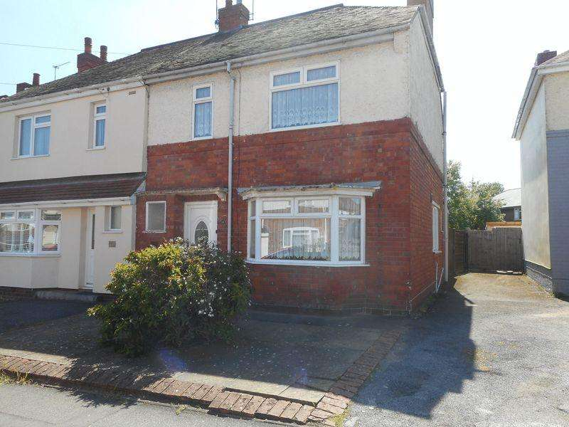 3 Bedrooms Semi Detached House for sale in Randle Road, Nuneaton