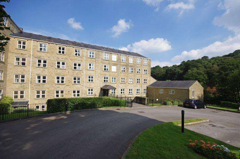 2 Bedrooms Apartment Flat for sale in 24 Spinners Hollow, Ripponden, HX6 4HY