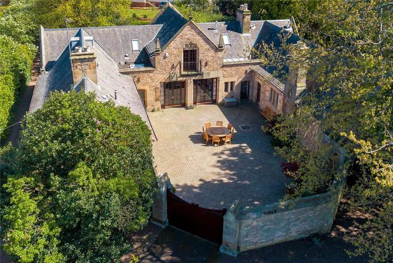 5 Bedrooms Detached House for sale in Carlekemp Stables, Abbotsford Road, North Berwick, East Lothian