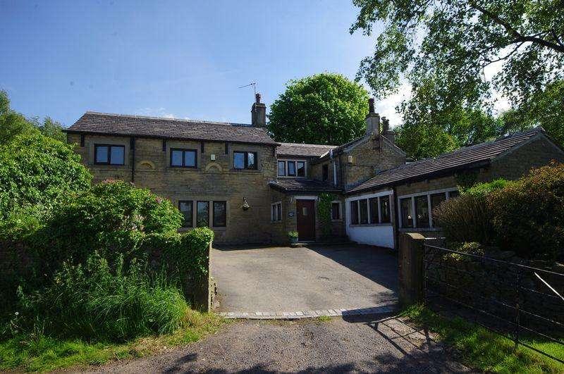 4 Bedrooms Detached House for sale in Slack Lane End Farm, Slack Lane, Barkisland