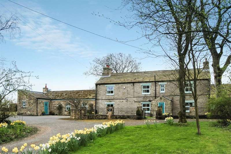 4 Bedrooms Detached House for sale in Ivy Hall Farm, Bowes, Barnard Castle, County Durham
