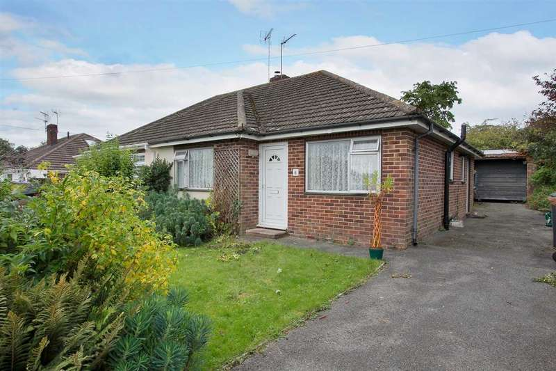 2 Bedrooms Bungalow for sale in The Link, Andover