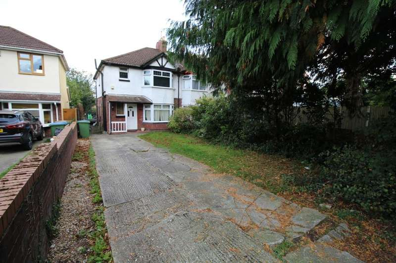 3 Bedrooms Semi Detached House for sale in Spring Road, Southampton, SO19