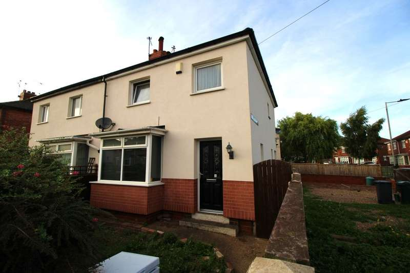 2 Bedrooms Semi Detached House for sale in Thomson Avenue, Doncaster, DN4