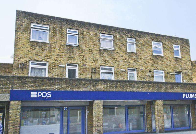 2 Bedrooms Apartment Flat for sale in Herbert Road, Woolwich