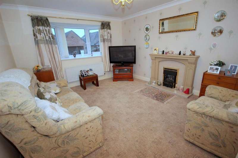 2 Bedrooms Detached Bungalow for sale in Elmwood Place, Hartlepool