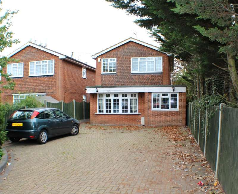 3 Bedrooms Detached House for sale in Long Road, Canvey Island, Essex, SS8 0JB