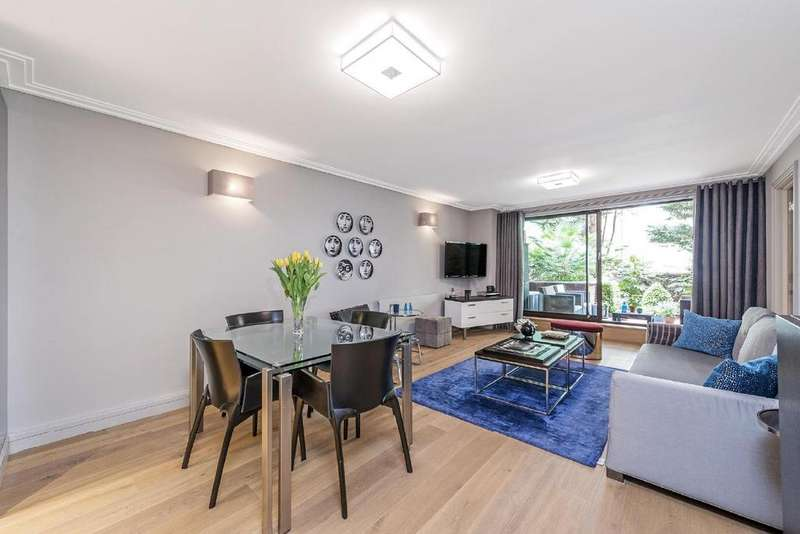 1 Bedroom Flat for sale in Hereford Road, Notting Hill
