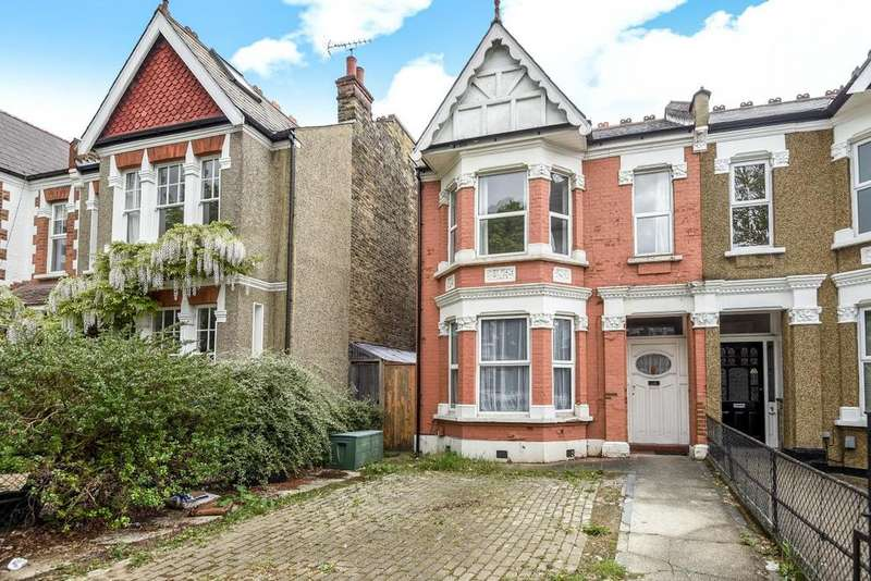 5 Bedrooms Semi Detached House for sale in Chatsworth Gardens, Acton