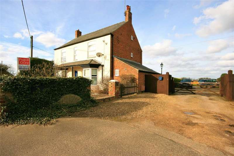 5 Bedrooms Detached House for sale in High Road, Moulton, PE12