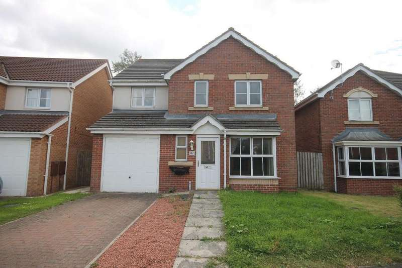 4 Bedrooms Detached House for sale in Finchlay Court, Middlesbrough