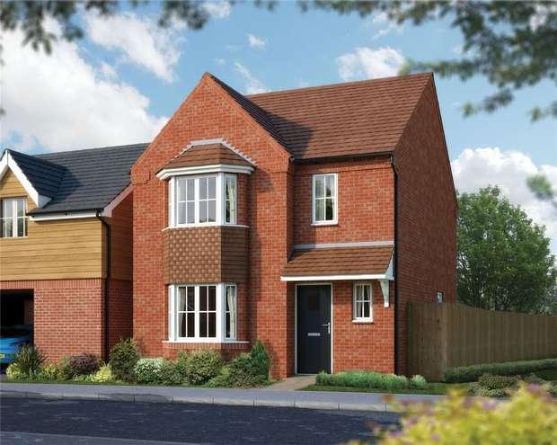 3 Bedrooms Detached House for sale in The Epsom, St Marys, King Fields, Biddenham