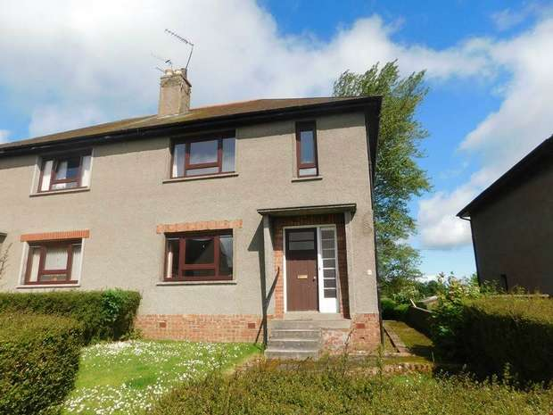 3 Bedrooms Semi Detached House for sale in Fordyce Avenue, New Deer, Turriff, Aberdeenshire
