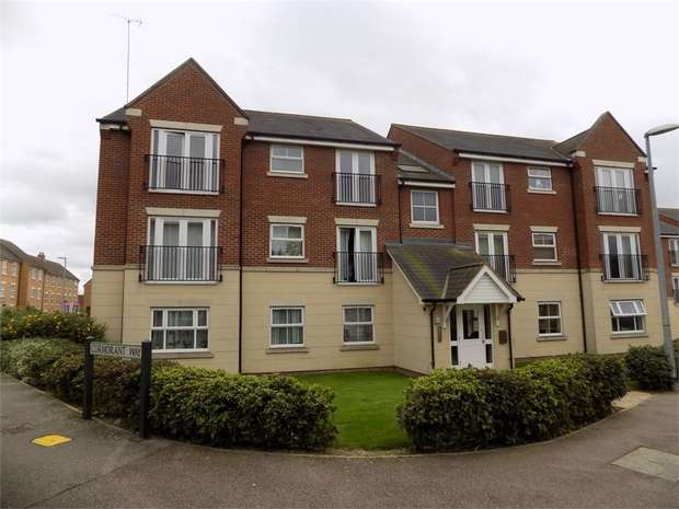 2 Bedrooms Flat for sale in Sandpiper Way, Sandhills, Leighton Buzzard