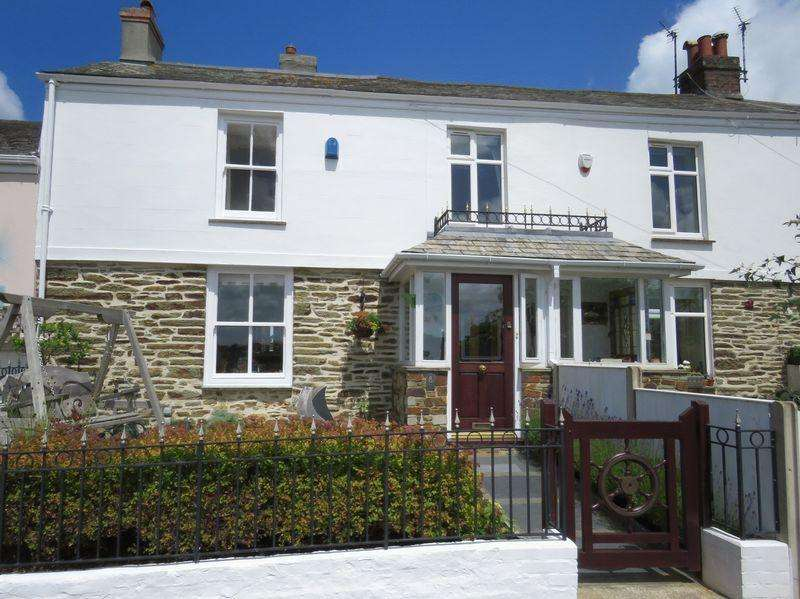 3 Bedrooms Cottage House for sale in Rosewin Row, Truro