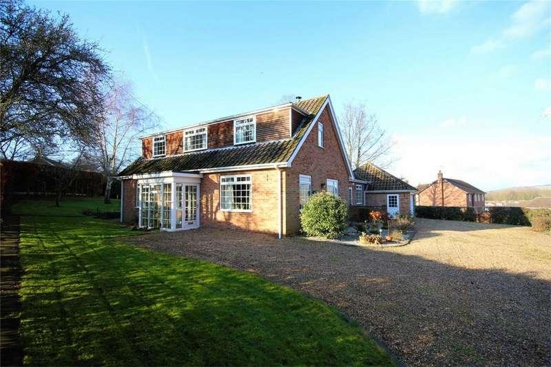 5 Bedrooms Detached House for sale in Stockbridge Road, Elloughton