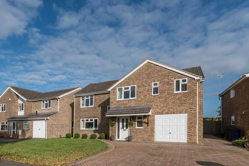 5 Bedrooms Detached House for sale in The Daedings, Deddington