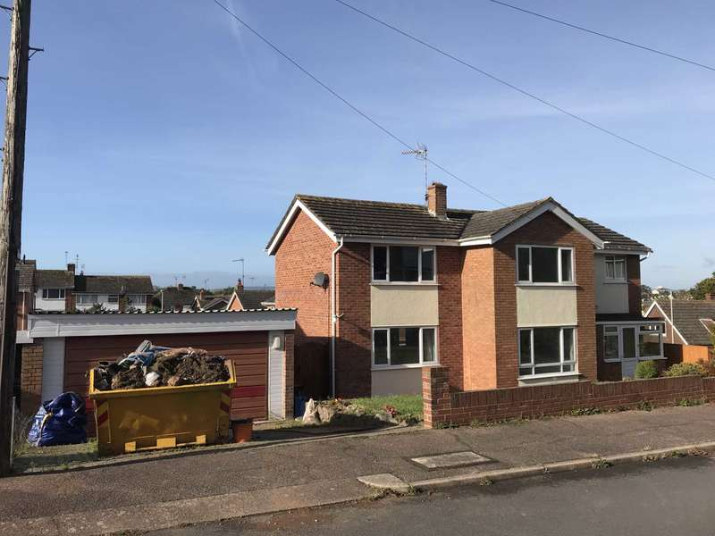 4 Bedrooms Detached House for sale in Holland Road, Exmouth