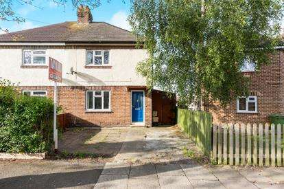 3 Bedrooms Semi Detached House for sale in Clyde Crescent, Cheltenham, Gloucestershire