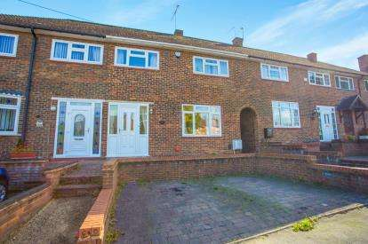 3 Bedrooms Terraced House for sale in Hayling Road, Watford, Hertfordshire, England