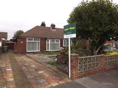 1 Bedroom Bungalow for sale in Locks Heath, Southampton, Hampshire