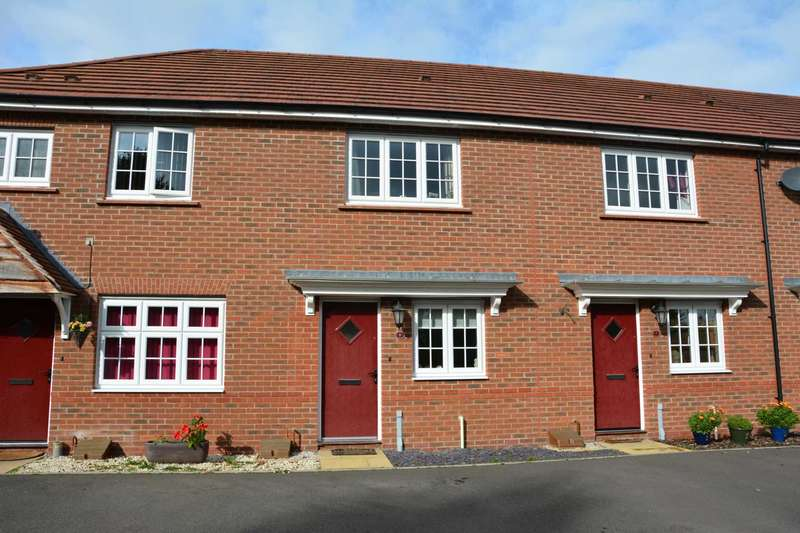 2 Bedrooms Terraced House for sale in Ewart Place, Cawston