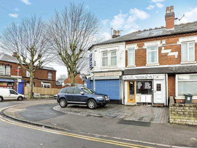 3 Bedrooms Terraced House for sale in Oxhill Road,Handsworth,Birmingham