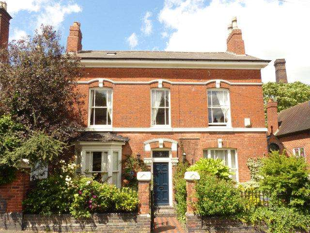 5 Bedrooms Detached House for sale in Belvidere Road,Highgate,Walsall