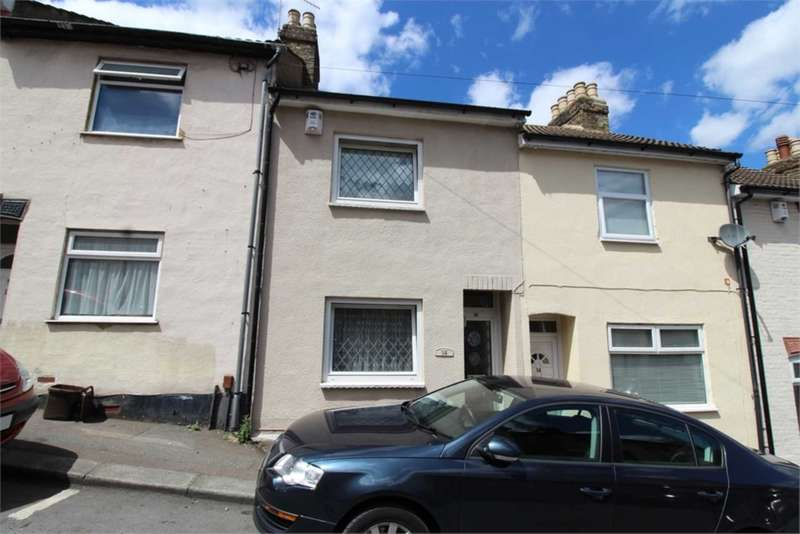 3 Bedrooms House for sale in Waghorn Street, Chatham