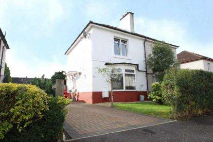 2 Bedrooms Semi Detached House for sale in Rampart Avenue, Knightswood, Glasgow