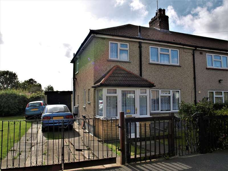 3 Bedrooms Semi Detached House for sale in Moore Avenue