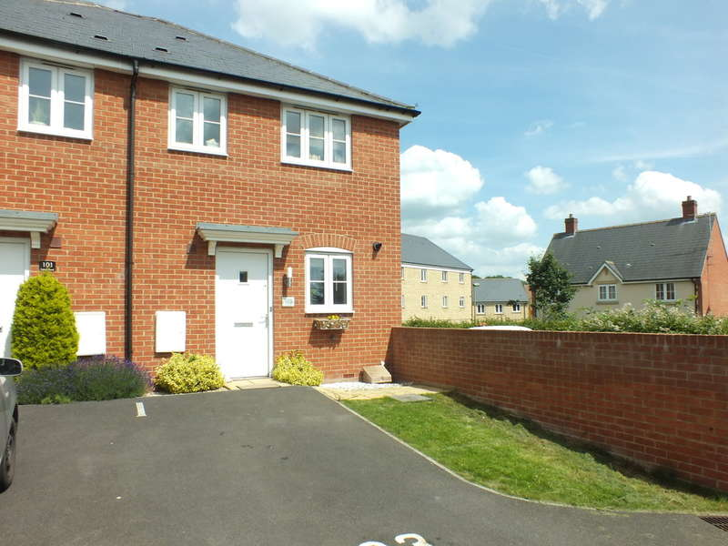 2 Bedrooms Semi Detached House for sale in Faringdon