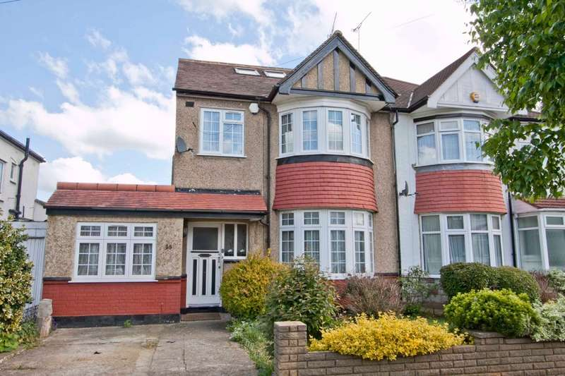 5 Bedrooms Semi Detached House for sale in Northumberland Road, Harrow
