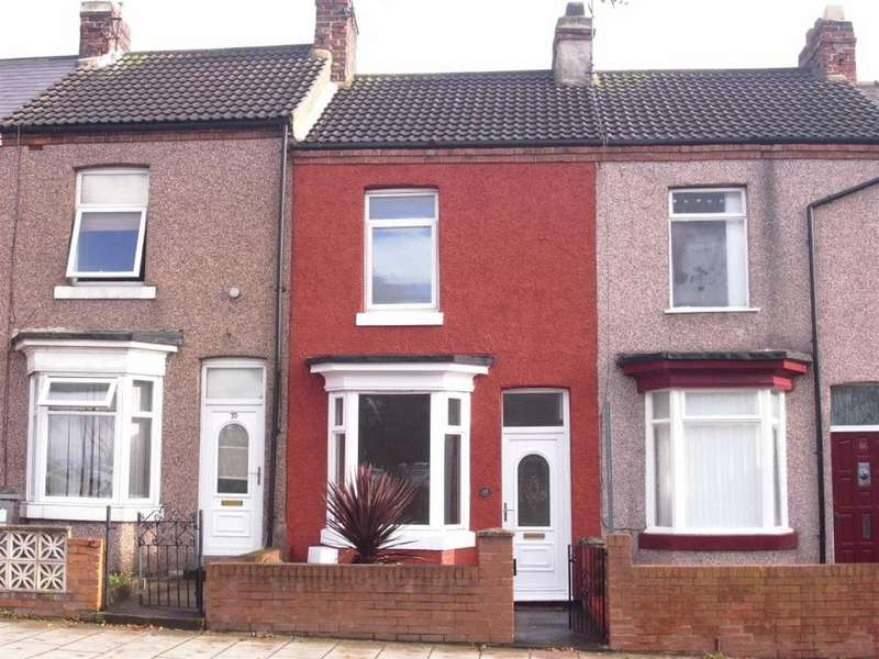 2 Bedrooms Terraced House for sale in Eastmount Road, Darlington