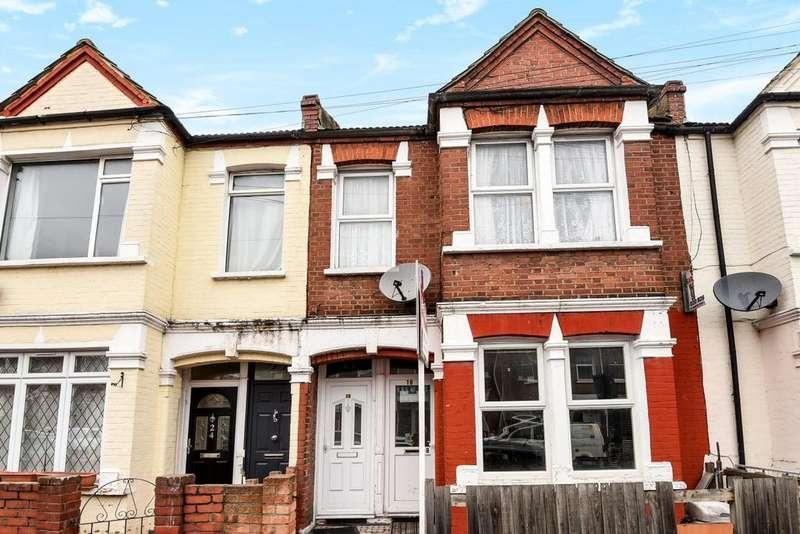2 Bedrooms Flat for sale in Bickley Street, Tooting