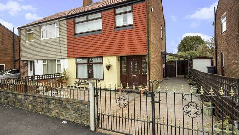 3 Bedrooms Property for sale in Canterbury Close Atherton, Manchester