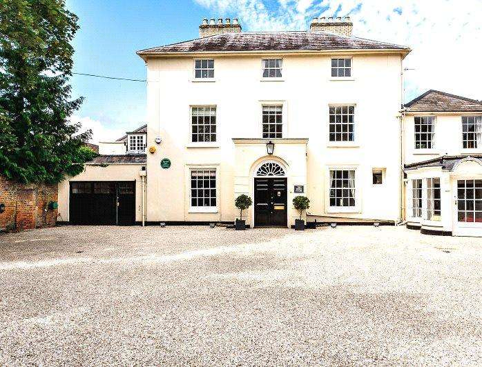 8 Bedrooms Detached House for sale in Remenham Hill, Remenham, Henley-On-Thames, Berkshire, RG9