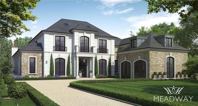 6 Bedrooms Detached House for sale in Icklingham Road, Cobham, Surrey, KT11